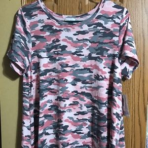 Pink camo Carly